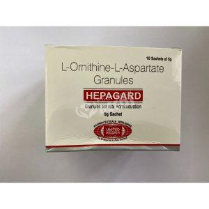 HEPAGARD 5GM SACHETS