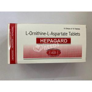HEPAGARD TABLET