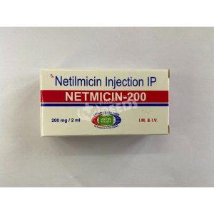 NETMICIN 200MG INJECTION