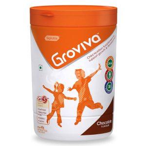 GROVIVA 400 GMS CHOCOLATE