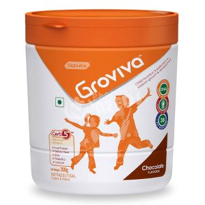 GROVIVA 200 GMS CHOCOLATE